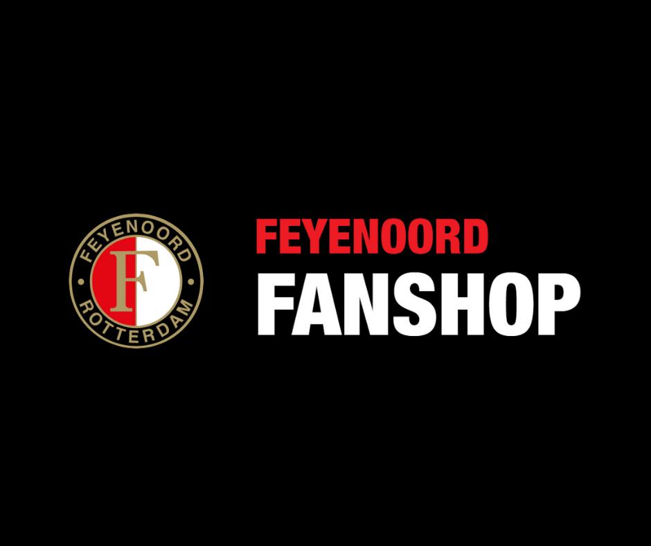 Enorme kortingen tijdens de sale in de Feyenoord fanshop
